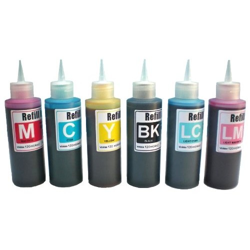 Sublimation Ink 100ml for Epson BK/C/M/Y/LC/LM