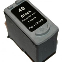 Canon PG40 XL Ink Cartridge Compatible
