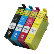 Epson WorkForce  WF2520 WF-2520  Ink Cartridge  Epson 200 XL 200XL