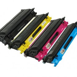 Brother TN155 TN-155 Black High Yield Toner Cartridge