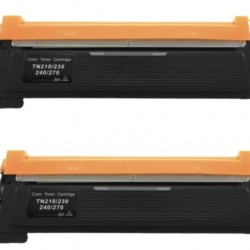 Brother TN240K x2 Toner Cartridge Premium A+