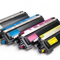 Brother TN240 TN-240 BK+C+M+Y Toner Cartridge