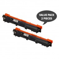 Compatible Brother TN251 Black High Yield Toner Cartridge Twin Pack Tonerink brand