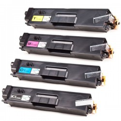 Brother TN340 BK+C+M+Y Toner Cartridge