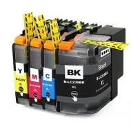 Brother LC239XLBK/ LC235XL ink Cartridges BK+C+M+Y