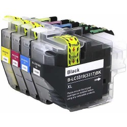 Brother LC3319XL ink cartridge BK+C+M+Y Tonerink Brand