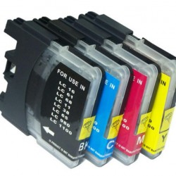 Brother LC67 ink cartridges