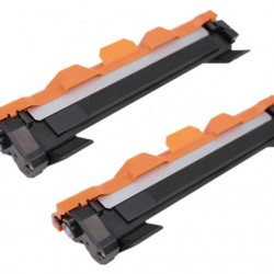Brother TN1070 TN-1070 Toner Cartridge x2
