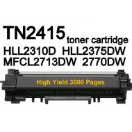 Compatible Brother TN2415 Toner Cartridge Tonerink Brand High Yield