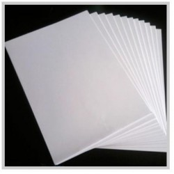 Sublimation Transfer Paper for non-cotton x100