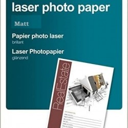 Matt Photo Paper for laser printer Double side A4 100 sheets