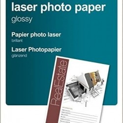 Glossy Paper for laser printer Double side A4 100 sheets