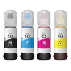 Epson T522 ink refill for Epson ecotank Tonerink Brand
