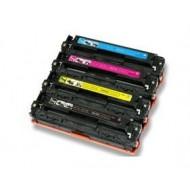 HP 128A CE320A Toner Cartridge Full Set