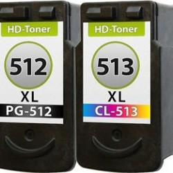 Canon CL513 Tri Color Compatible Ink Cartridge