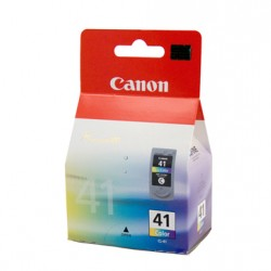 Canon CL-41 FINE Colour Ink Cartridge - 312 pages