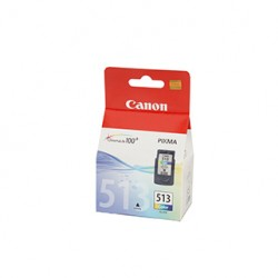 Canon CL-513 Colour Ink Cartridge High Yield - 349 pages