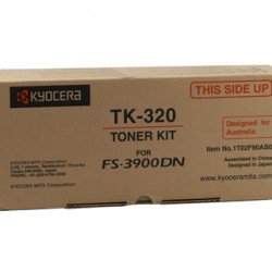 Kyocera FS-3900DN / 4000DN Toner Cartridge - 15,000 pages @ 5%