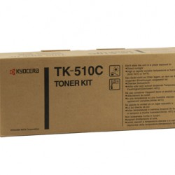 Kyocera FS-C5020N / 5025N / 5030N Cyan Toner Cartridge - 8,000 pages