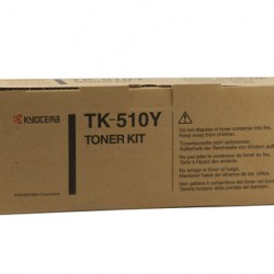 Kyocera FS-C5020N / 5025N / 5030N Yellow Toner Cartridge - 8,000 pages
