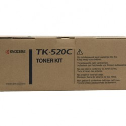 Kyocera FS-C5015N Cyan Toner Cartridge - 4,000 pages