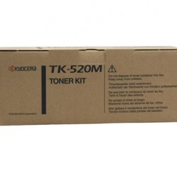 Kyocera FS-C5015N Magenta Toner Cartridge - 4,000 pages