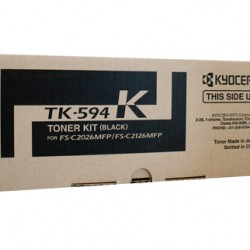 Kyocera FS-C2126MFP / 2026MFP Black Toner Cartridge - 7,000 pages