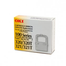Oki ML172 / 182 / 183 / 184T / 192 / 193 / 320E / 320T / 321E / 321T Ribbon