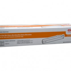 Oki B410 / 430 / 440 Toner Cartridge - 3,500 pages