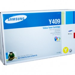 Samsung CLP-310 / CLP-315 / CLX-3170 / CLX-3175 Yellow Toner Cartridge - 1,000 pages @ 5%