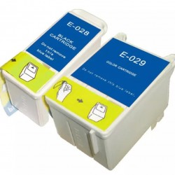 Epson 28 T028 or 299 T029 Ink Cartridge Compatible