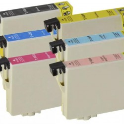 Epson T0491/2/3/4/5/6 Ink Cartridge Comp.