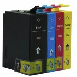 Epson 103 2BK+C+M+Y Compatible Ink Cart