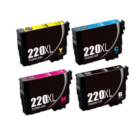 Epson 220 XL 220XL Ink Cartridge T220XL