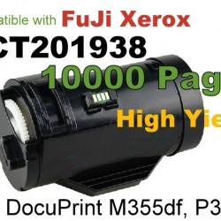 Fuji Xerox CT201938 High Yield 10K  Toner Cartridge