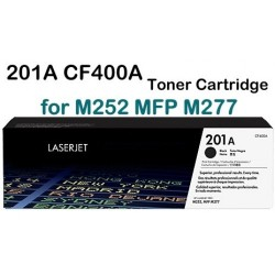 HP 201A CF400A Black Toner Cartridge Tonerink Brand Compatible