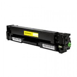 Compatible with HP 410A CF412A Yellow Toner Cartridge Tonerink brand