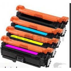 HP 507A toner cartridge for HP CE400X/ MFP M551 M570 M575