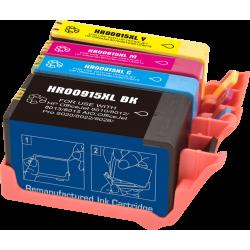 Compatible HP 915XL Ink Cartridge Tonerink Brand