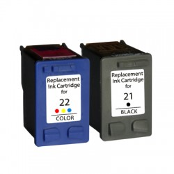 HP 21 HP 21 XL Ink Cartridge Compatible Black or Colour