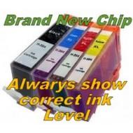 HP 564XL Ink Cartridge BK+C+Y+M Compatible Tonerink Brand