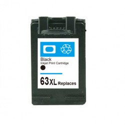 HP 63XL Black Ink Cartridge Compatible