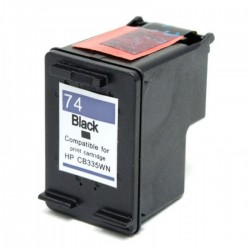 HP 74 BK Compatible  Ink Cartridge