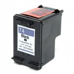 HP 74 BK Compatible  Ink Cartridge