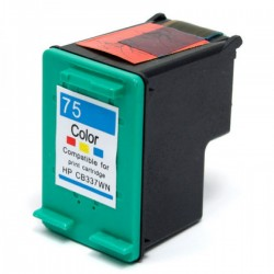 HP 75 XL Color Compatible  Ink Cartridge
