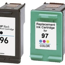 HP96 (28ml) HP97 (18ml) High Yield Ink Cartridge