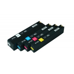 Compatible HP 971 970 XL Ink Cartridge Free Ship
