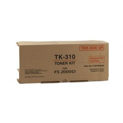 Kyocera FS-2000D / 3900DN / 4000DN TK-310 Toner Cartridge -