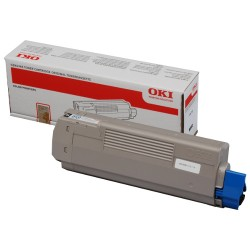 Oki B401 MB451 High Yield Black Toner Cartridge - 2,500 pages