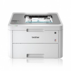 Brother HLL3210CW 18ppm Wireless Colour Laser Printer